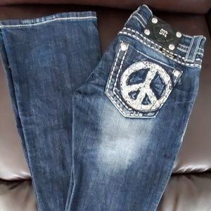 Miss Me BootCut Jeans / Signature - Rise